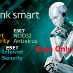 Esat Smart -Internet security-Nod32 Antivirus 2019 KEYS
