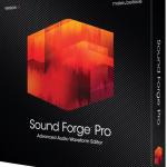 Sony Sound Forge Pro 12.0 Build 29 (Latest)