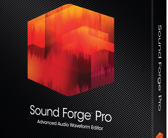 Sony Sound Forge Pro 12.0 Build 29 (Latest)