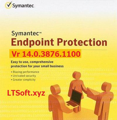 Download Symantec Endpoint Protection 14.0.3876.1100 AntiVirus.