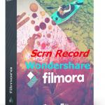 Download Wondershare Filmora Scrn 2.0.1 Full installer.