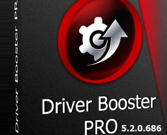 IObit Driver Booster 5.2.0.686 PRO + KEy Download