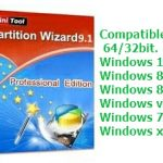 MiniTool Partition Wizard Professional 9.1 with genuine Serial key