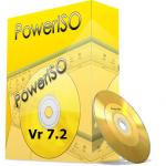 Download PowerISO 7.2 full(32/64)+Portable