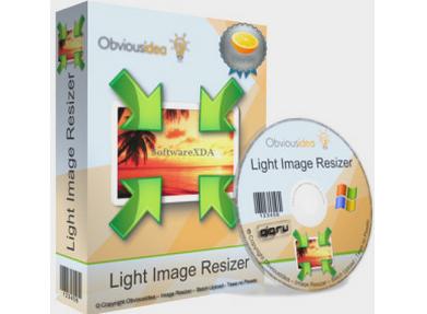Light Image Resizer V5.1.3.0 Full version + Portable