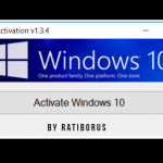 Windows 10 Digital Activation Program v1.3.4(Portable)
