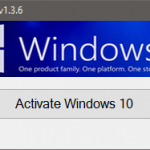 Windows 10 Digital Activation Program v1.3.6.0 Portable(Latest)