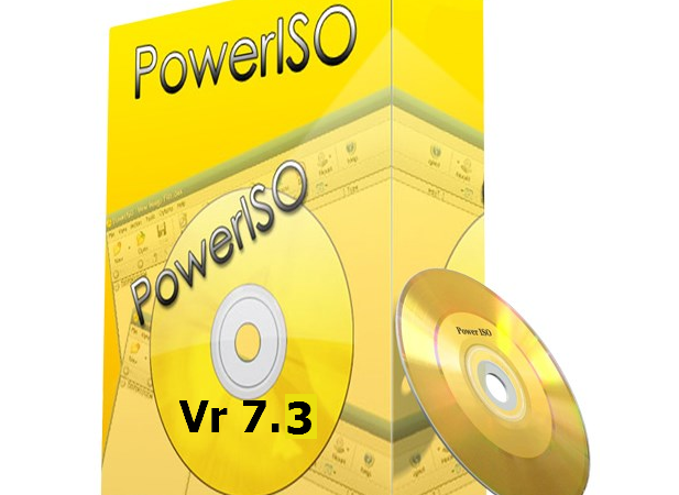 Download PowerISO 7.3 full + key (32/64)+Portable (latest)