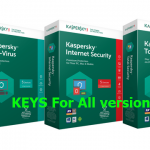 Kaspersky KEys 2020 Free Download (Latest)