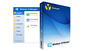Yamicsoft Windows 10 Manager Download free v2.3.8 full version +Portable
