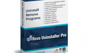 Revo Uninstaller Pro 4.4+Key full latest version