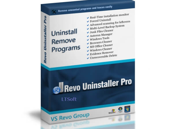Revo Uninstaller Pro 4.0.5+Key