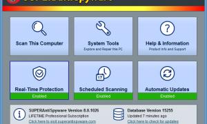 SUPERAntiSpyware Professional full 8.0.1026+key Download