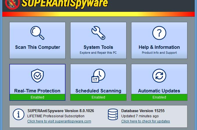 superantispyware keys 2018