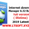 Internet Download manager 6.2 build 6(Latest)