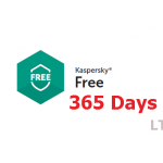 kaspersky Antivirus 2020 free for 1 year 365 days