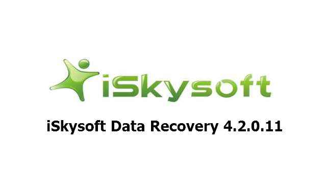 iSkysoft Data Recovery 4.2.0.11 Full(Latest)