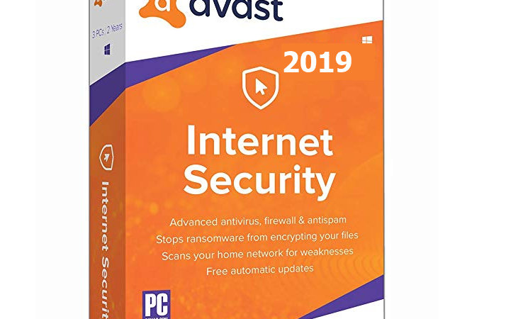Avast Internet security 2019+License key(Full version)
