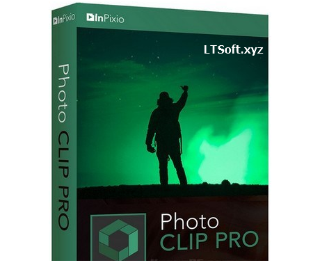 InPixio Photo Clip Professional 9.0.1 full version+Portable