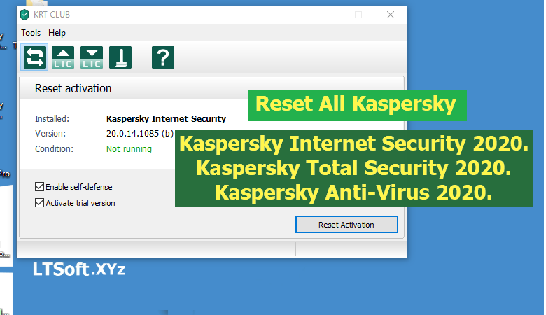 KRT CLUB v3.1.0.29 ATB En Final v2 Download(Kaspersky Resetter For All Version) New
