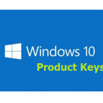 Windows 10 Activation Keys