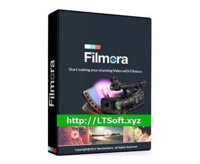 WonderShare Filmora v9.1.3.22 Full+Portable