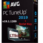 AVG Pc TuneUp 2019 v19.1.1209+Key(Latest)