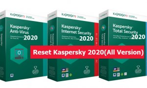 Kaspersky Trial Reset Tool 2020 v20.1.0.7(Latest)