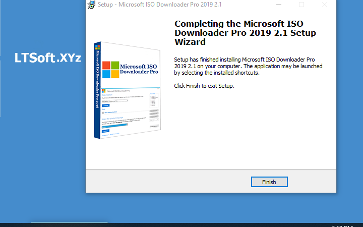 Microsoft ISO Downloader Pro 2019 v2.1(Latest)
