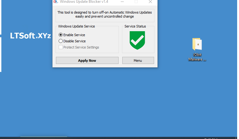 Windows 10 Update Blocker 1.4