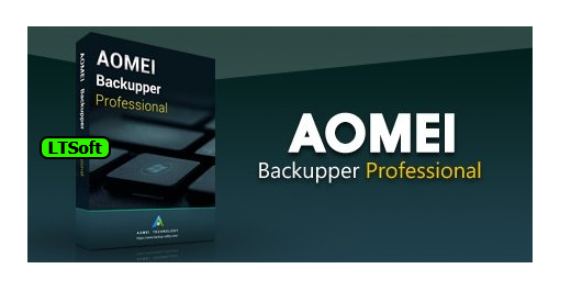AOMEI Backupper Pro 5.3+Serial Key