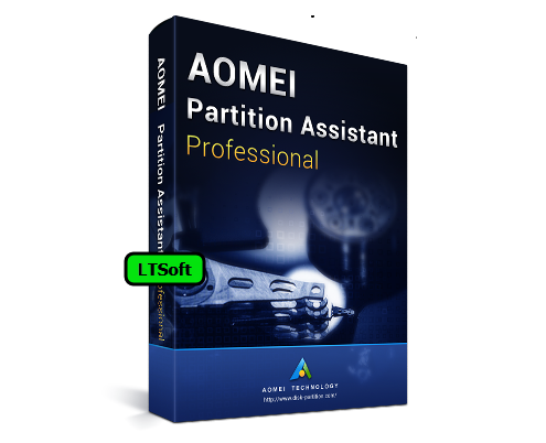 AOMEI Partition Assistant 8.5 All Editions+serial key