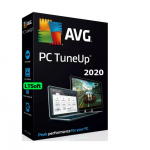 AVG Pc TuneUp Pro 2020 v20.4+ Keys free download