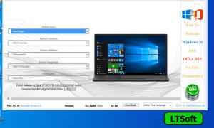 Microsoft ISO Downloader Premium 2020 v1.6