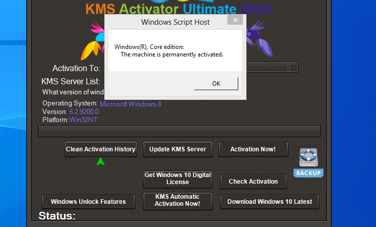 Windows KMS Activator Ultimate 2020 Último