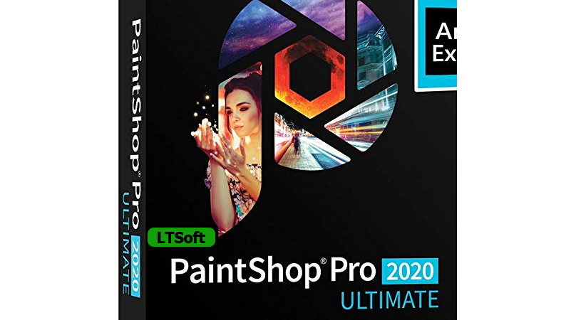 Corel PaintShop Pro 2020 Ultimate Download