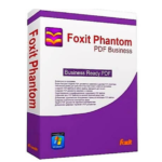Foxit PhantomPDF Business Edition 9 free Download