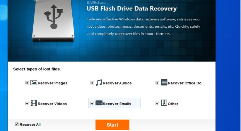 USB Flash Drive Data Recovery 7.9.9.9 Unlimited / AdvancedPE