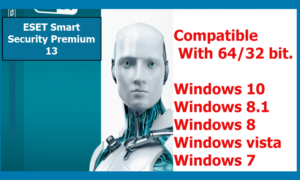 Eset Smart Security Premium 13+license Key