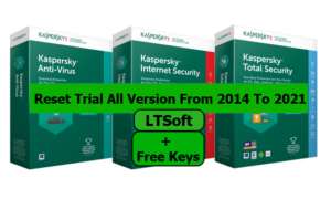 Kaspersky Reset Tool 2014-2021(All version)