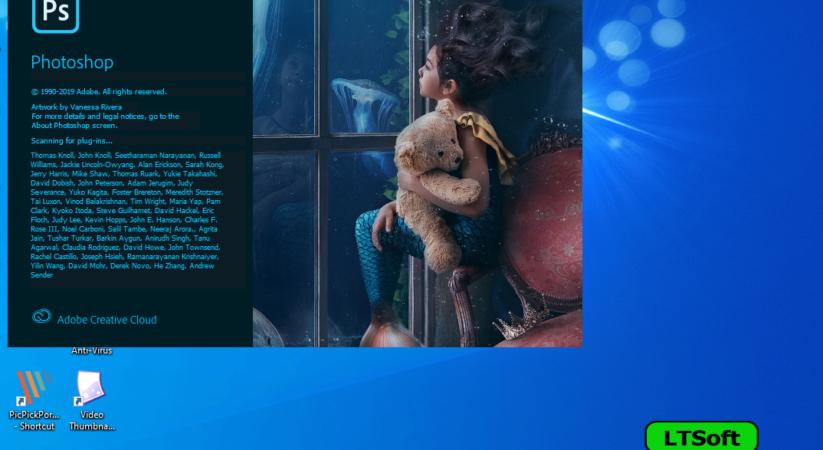 Adobe Photoshop CC 2020 free Download for lifetime+ Portable