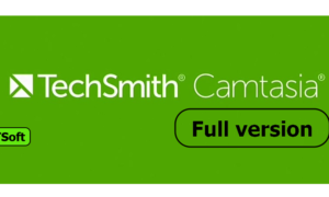Camtasia Studio 2020 full version free Download