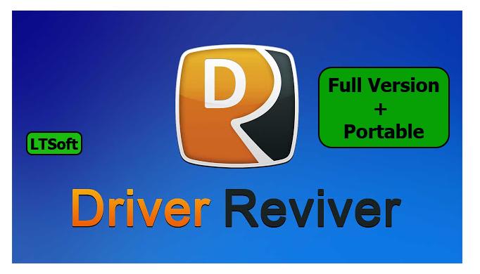 Driver Reviver full version free download 2020