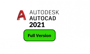 Autodesk AUTOCAD 2021 Full  Download