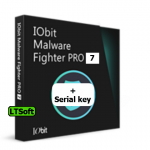 IObit Malware Fighter Pro 7.7+Key