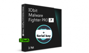 IObit Malware Fighter Pro 8.2+Key