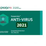 Kaspersky Antivirus 2021+Key free download