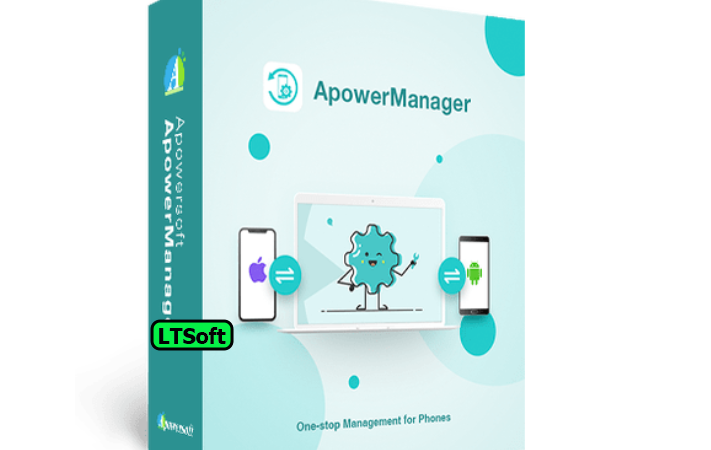 ApowerManager Professional Phone Manager for Android & iOS