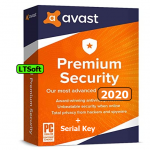 Avast Premium Security 2020+Key Download