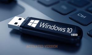 Windows 10 v1909 June 2020 En-us Activated